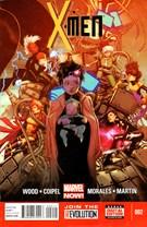 X-Men Comic 8/1/2013