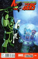 Avengers Earths Mightiest Heroes 9/1/2013