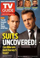 TV Guide Magazine 7/15/2013