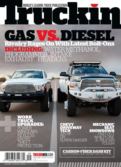 Truckin' Cover - 7/22/2013