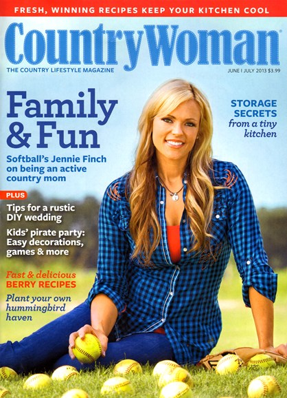 Country Woman Cover - 6/1/2013