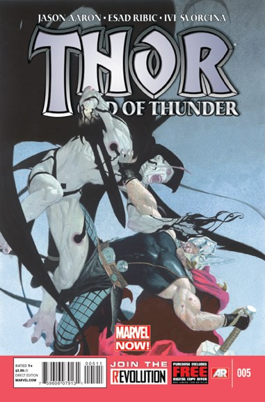 Thor Cover - 4/1/2013