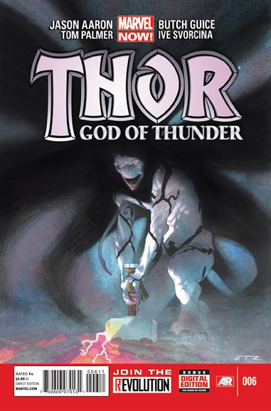 Thor Cover - 5/1/2013