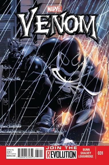 Venom Cover - 4/1/2013