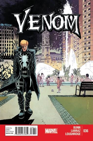Venom Cover - 8/1/2013