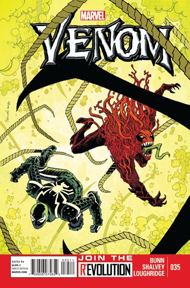 Venom Cover - 7/1/2013