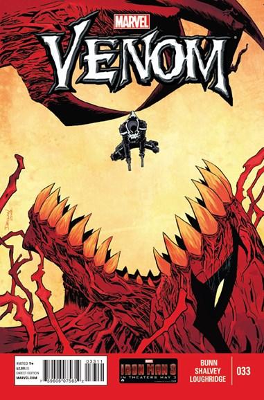 Venom Cover - 6/1/2013