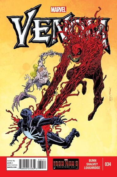 Venom Cover - 6/15/2013