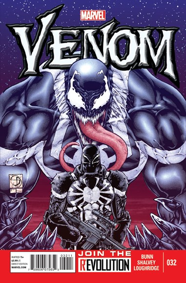Venom Cover - 5/1/2013