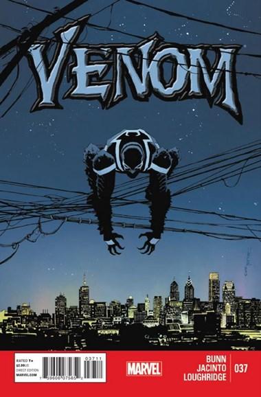 Venom Cover - 9/1/2013