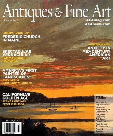 Antiques & Fine Art Cover - 6/1/2013