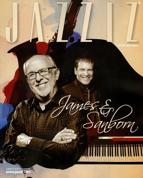 Jazziz Cover - 6/1/2013