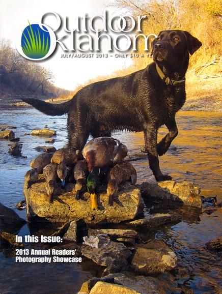 Outdoor Oklahoma Cover - 7/1/2013