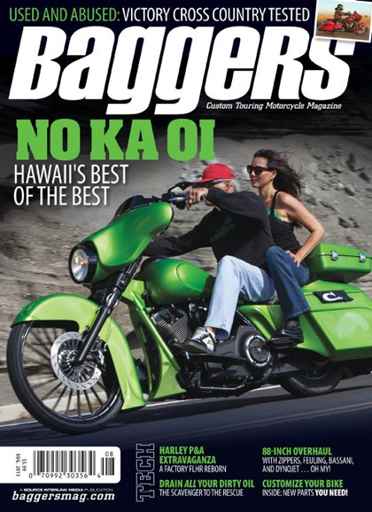 Baggers Cover - 8/1/2013