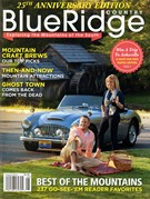 Blue Ridge Country Magazine 8/1/2013