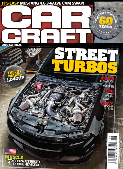 Car Craft Cover - 8/1/2013