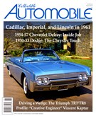 Collectible Automobile Magazine 8/1/2013