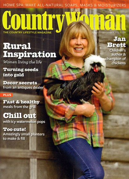 Country Woman Cover - 8/1/2013