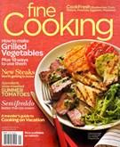 Fine Cooking Magazine 8/1/2013