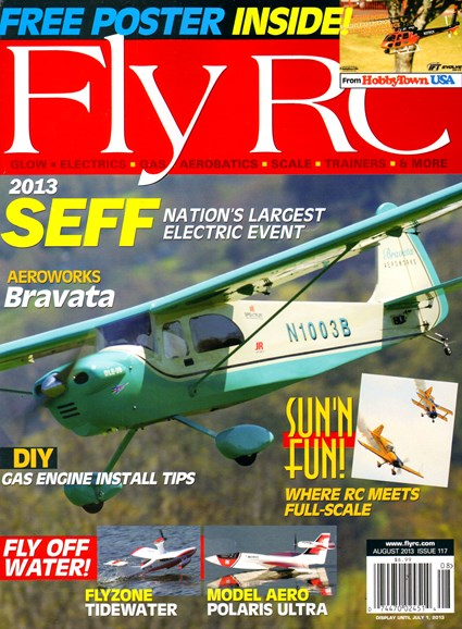 Fly RC Cover - 8/1/2013