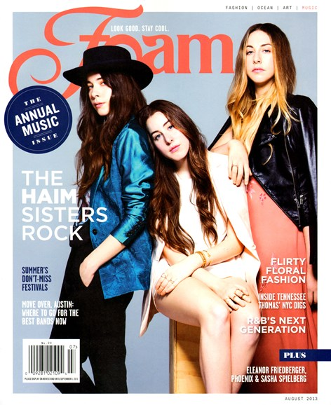FOAM Cover - 8/1/2013