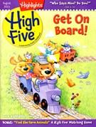 High Five Magazine 8/1/2013