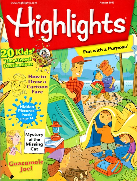 Highlights Cover - 8/1/2013