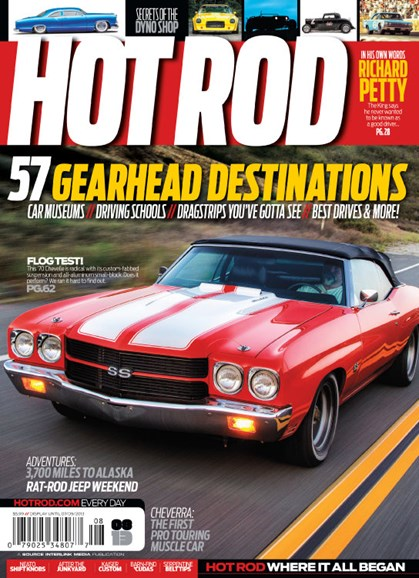 Hot Rod Cover - 8/1/2013