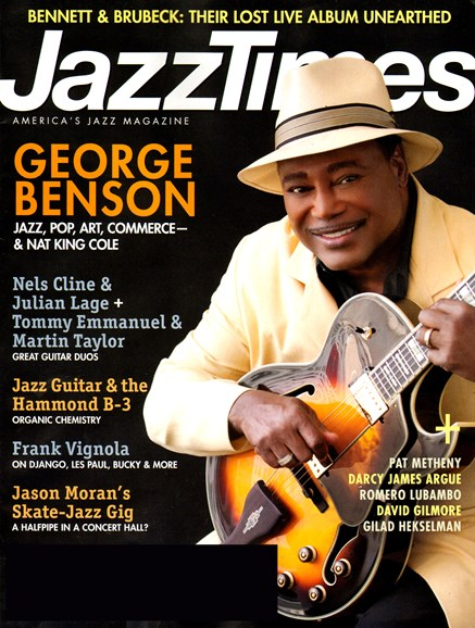 JazzTimes Cover - 8/1/2013