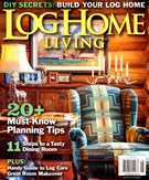 Log Home Living Magazine 8/1/2013