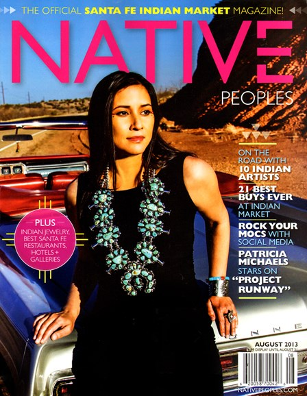Native Peoples Cover - 8/1/2013