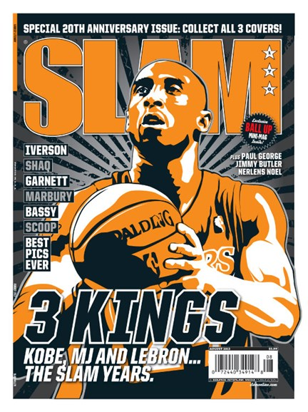 Slam Cover - 8/1/2013