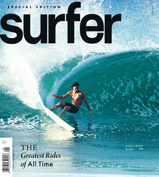 Surfer Cover - 8/1/2013