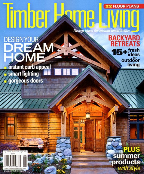 Timber Home Living Cover - 8/1/2013