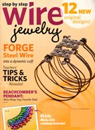 Step By Step Wire Jewelry Magazine 8/1/2013