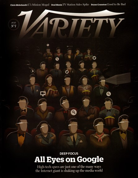 Variety Cover - 7/1/2013