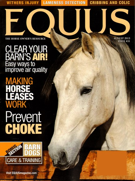 Equus Cover - 8/1/2013