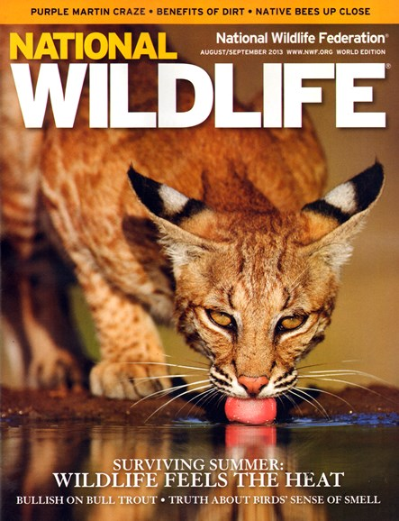 National Wildlife Cover - 8/1/2013