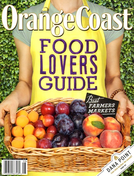 Orange Coast Cover - 8/1/2013