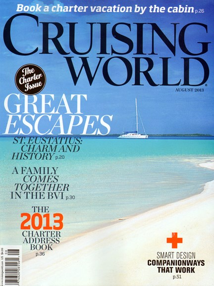 Cruising World Cover - 8/1/2013