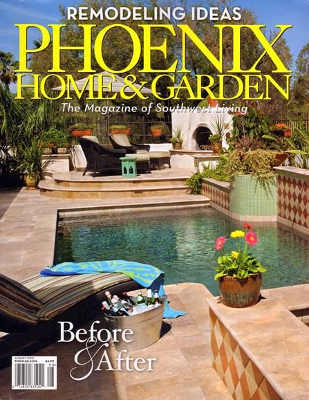 Phoenix Home & Garden Cover - 8/1/2013