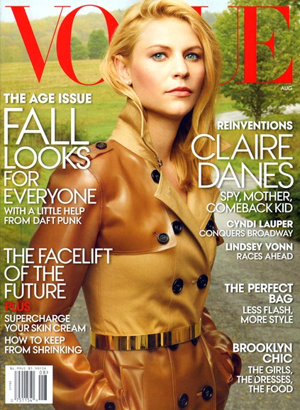 Vogue Cover - 8/1/2013