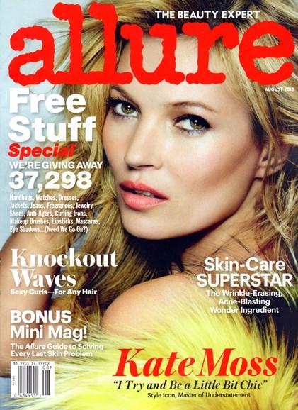 Allure Cover - 8/1/2013