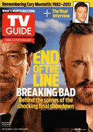 TV Guide Magazine 7/29/2013