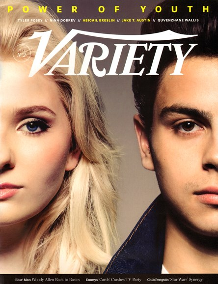 Variety Cover - 7/8/2013