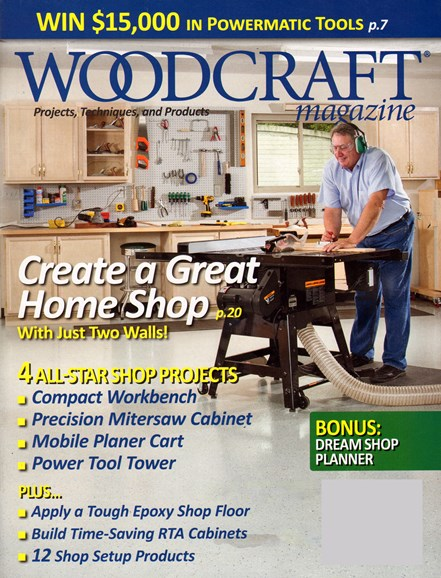 Woodcraft Cover - 8/1/2013