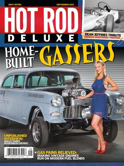 Hot Rod Deluxe Cover - 8/1/2013