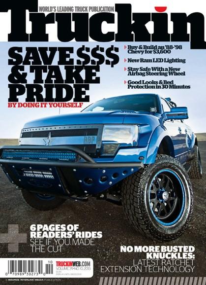 Truckin' Cover - 8/19/2013