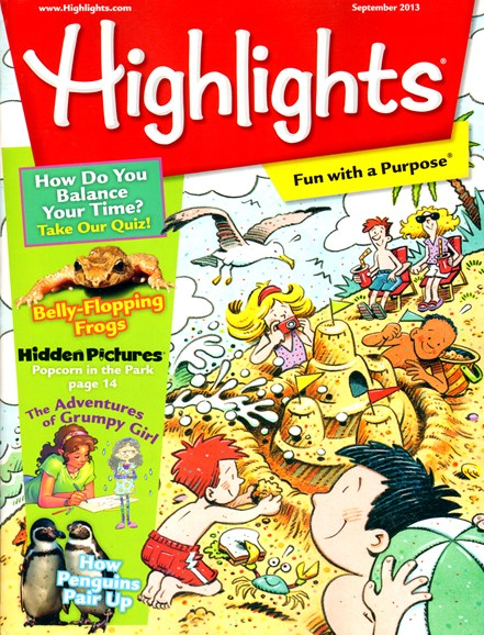 Highlights Cover - 9/1/2013