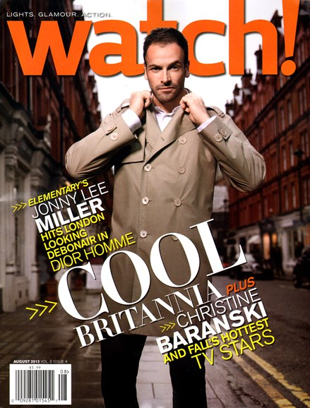 Watch! Cover - 8/1/2013
